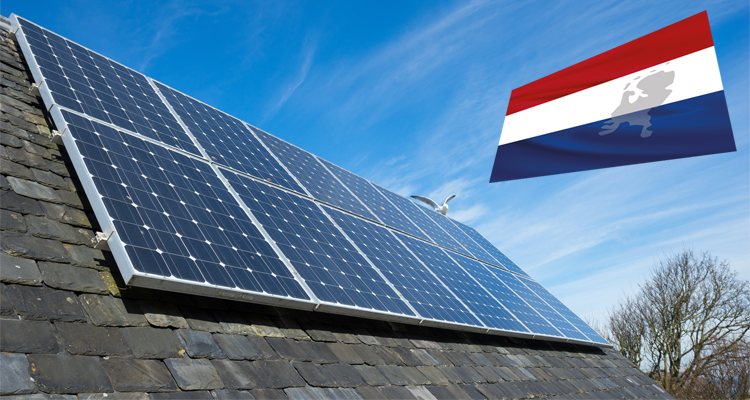 Netherlands may reach 6 GW of solar by 2020