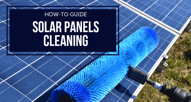 How To Clean Solar Panels: A Professional's Guide