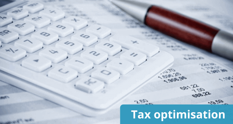 Tax Optimisation For A Photovoltaic Investment
