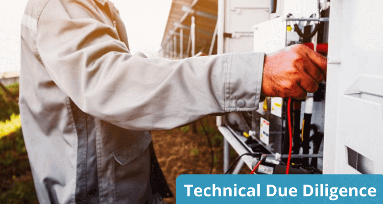 Photovoltaic Technical Due Diligence